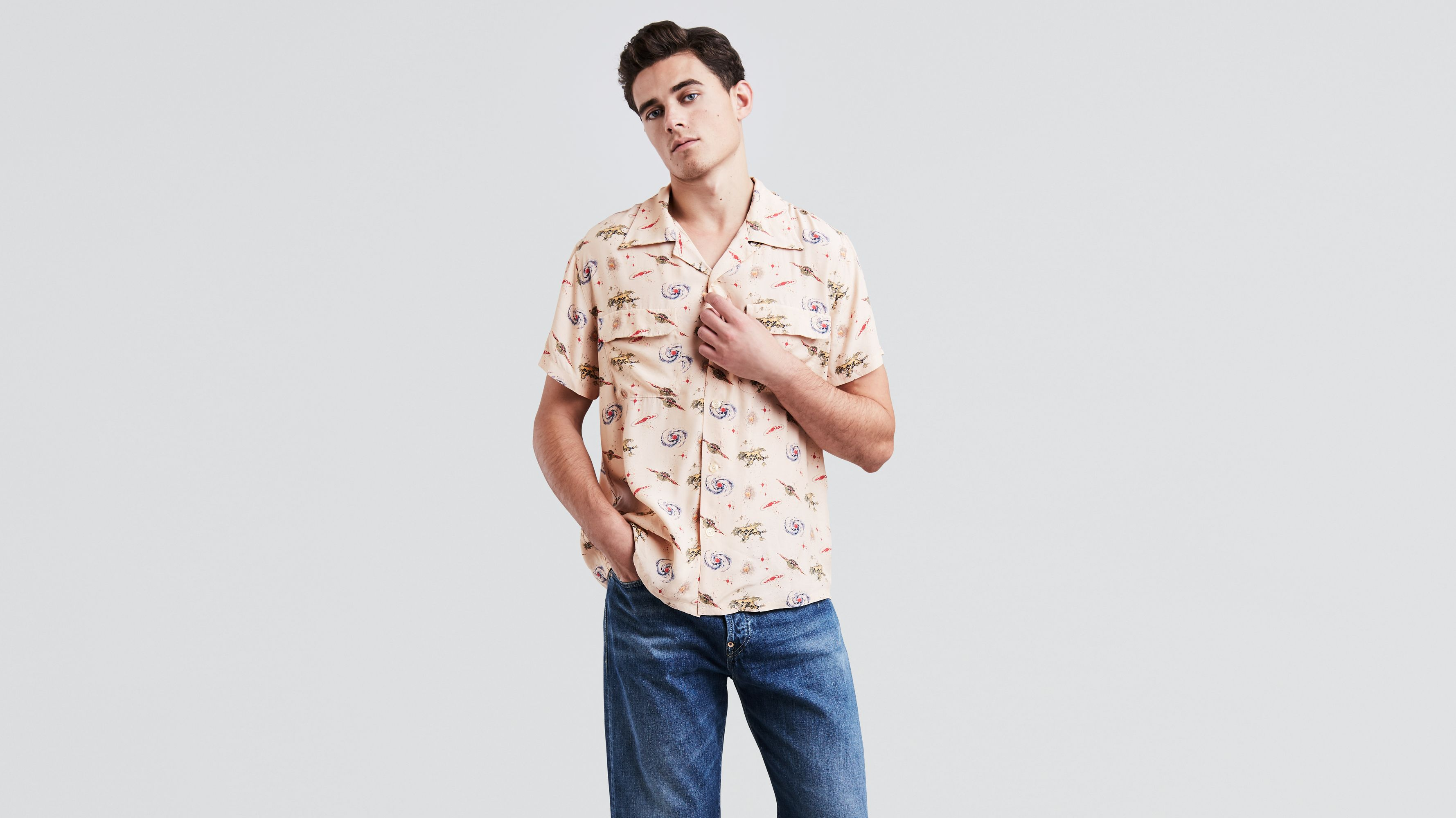 baac625b 1940's Hawaiian Shirt - Multi-color | Levi's® US