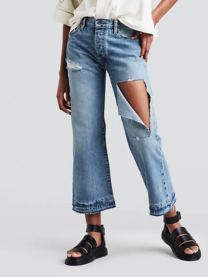 Splice Flare Jeans