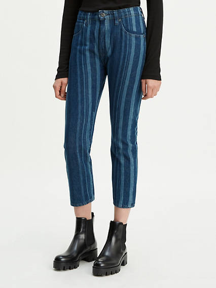 Levi's® Made & Crafted® Slim Crop Jeans