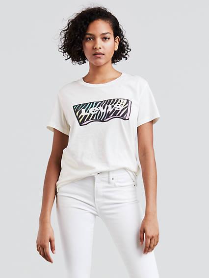 T-shirt copain à logo Levi's®