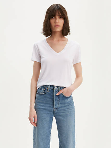 45812b9f7a6 Women's Shirts, Denim Blouses, Tank Tops & T-Shirts | Levi's® US