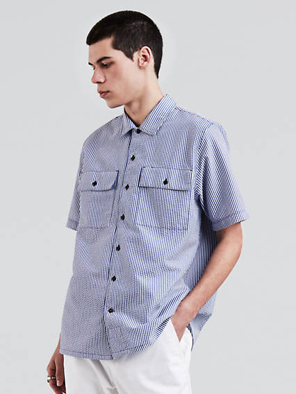 Levi's® Skateboarding Short Sleeve Shirt
