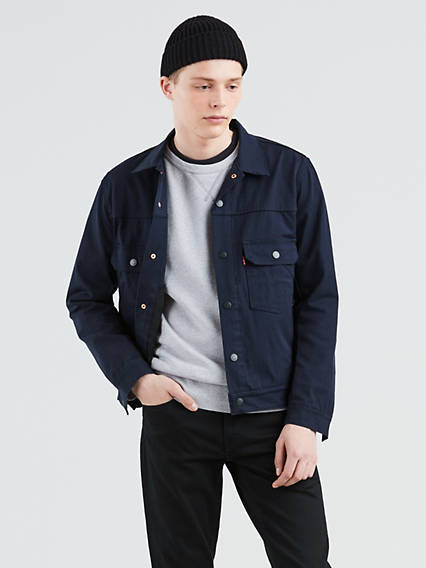 Commuter Pro Type Ii Trucker Jacket