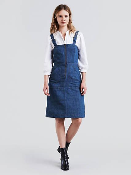 Max Apron Dress
