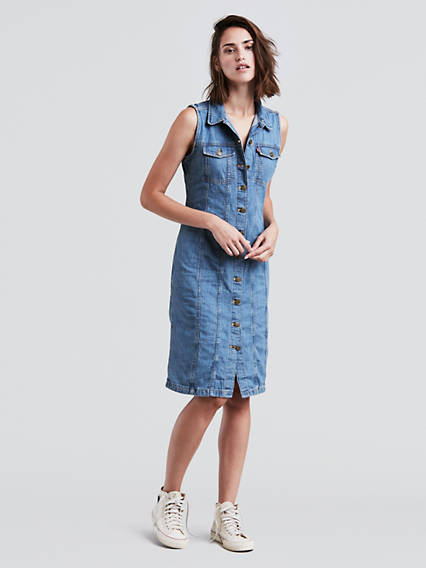 Aubrey Western Dress