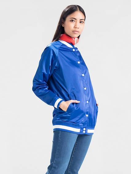 L8 Varsity Jacket