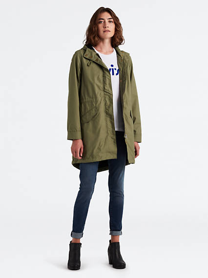 Leight Fishtail Parka