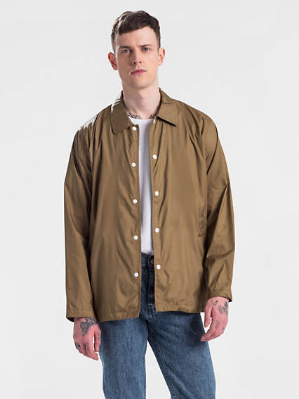 Line 8 Coaches Jacket