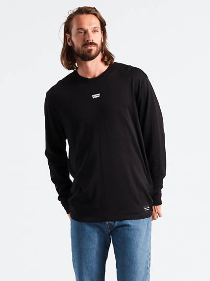 Line 8 Long Sleeve Tee