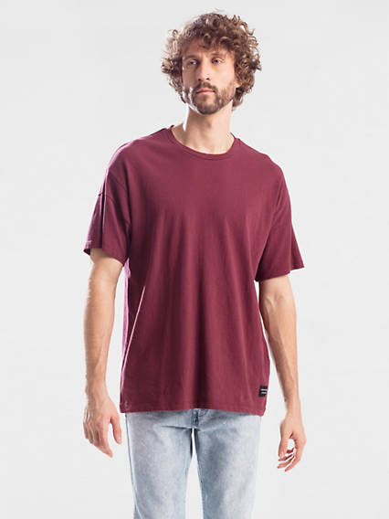 Line 8 Athletic Boxy Tee