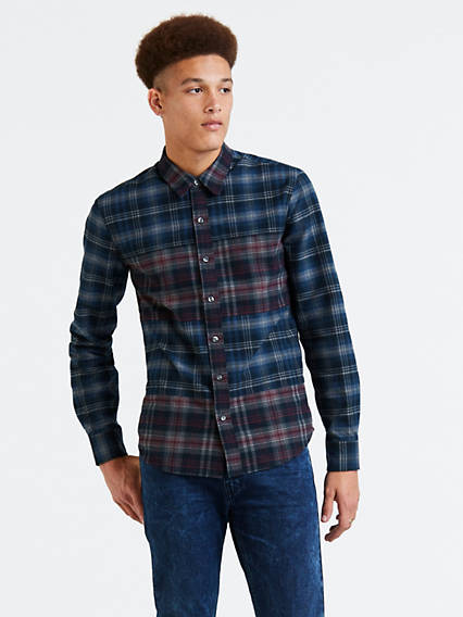 Long Sleeve Classic No Pocket Shirt
