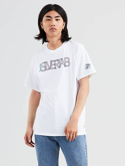 Levi's� SilverTab Short Sleeve Graphic Tee