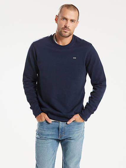 Batwing Crewneck Sweatshirts
