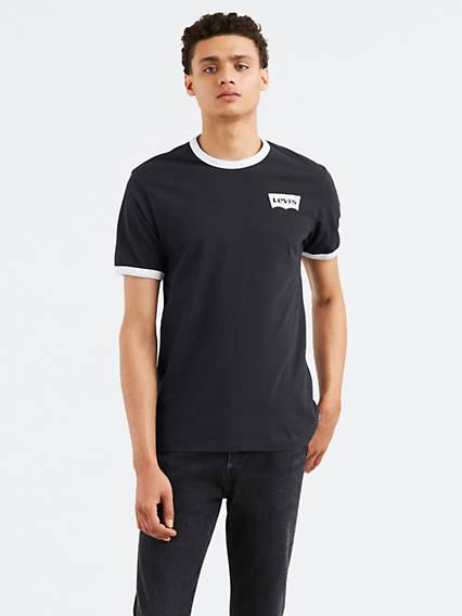 Levi's® Logo Ringer Tee Shirt