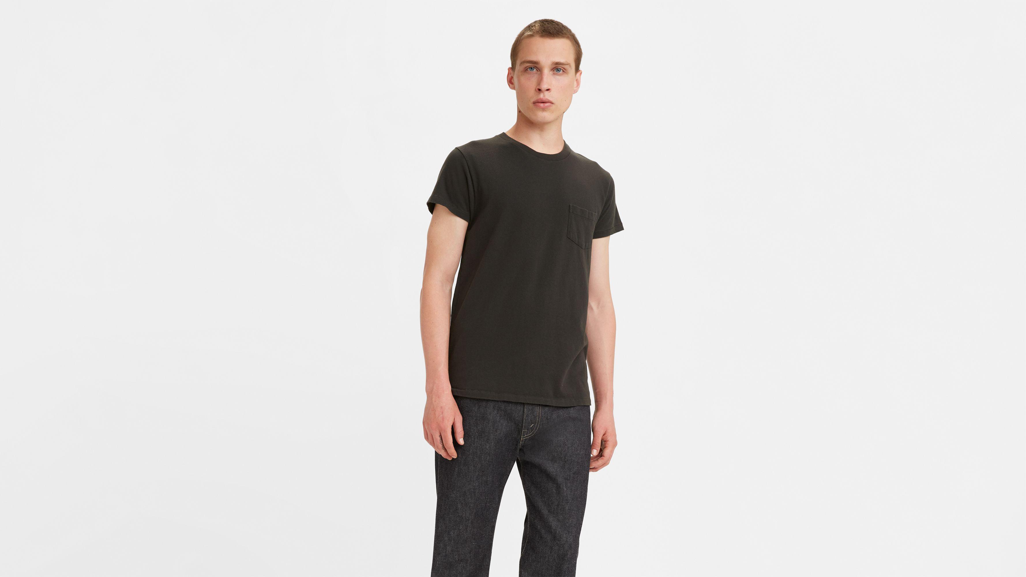 81f705103f0 1950's Sportswear T-shirt - Black | Levi's® US