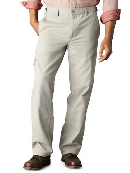 Big & Tall Comfort Cargo Pants