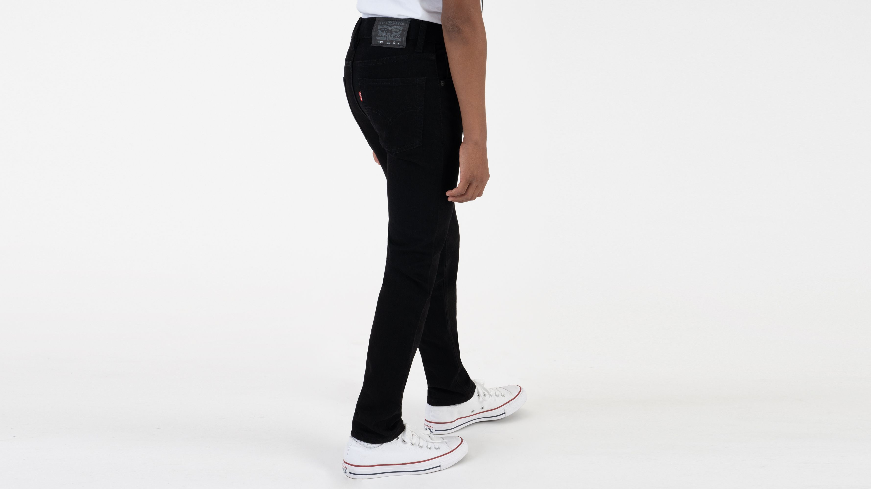 930338d66 Big Boys 8-20 510™ Skinny Fit Jeans - Black | Levi's® US