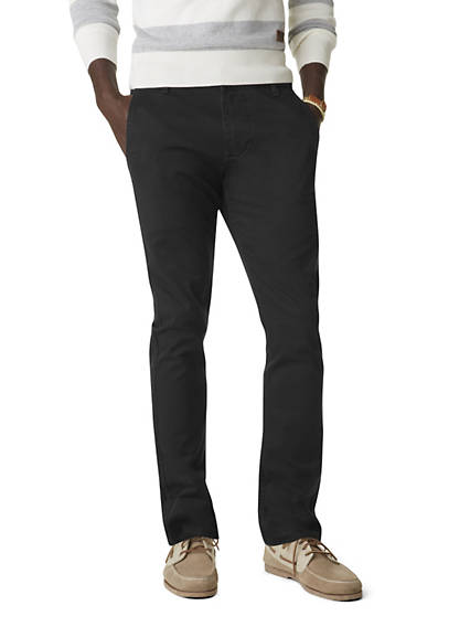 DOCKERS® ALPHA KHAKI, SKINNY TAPERED - STRETCH TWILL