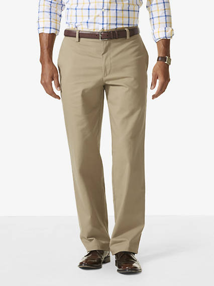 Men's Big & Tall Easy Khaki Pants