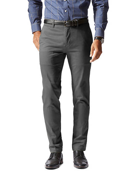 Refined Chino Marina, Extra Slim Fit - Stretch Twill