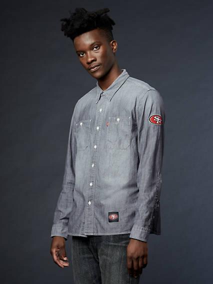 Levi's® NFL Vintage Chambray Shirt