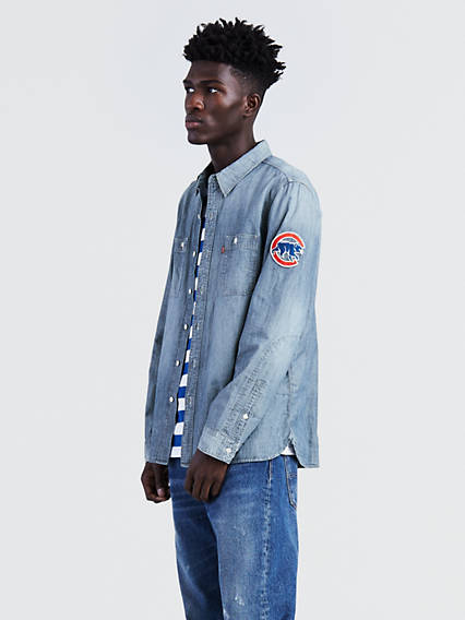 Levi's® MLB Chambray Patch Shirt