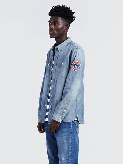 Levi's® MLB Chambray Patch Shirt