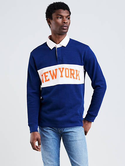 Levi's® NBA Rugby Shirt