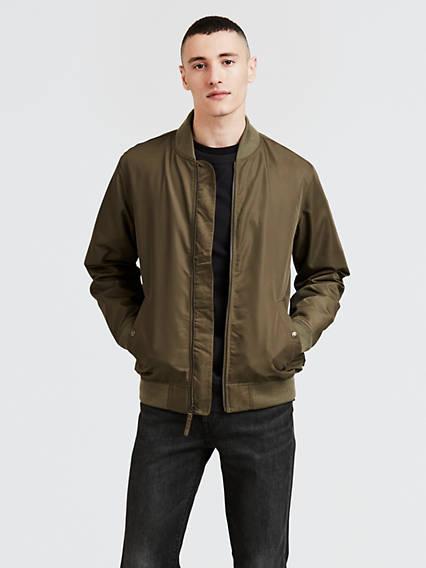 Lyon Bomber Jacket