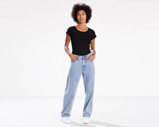 c9bfb5368d8 Mouse over image for a closer look. Baggy Jeans ...