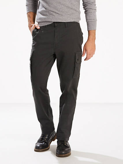 Slim Tapered Cargo Pants