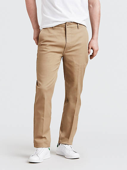 502 Regular Taper Fit Sta-Prest® Stretch Chinos