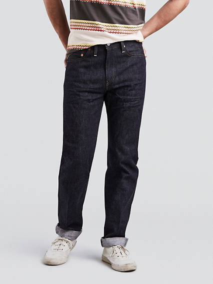 Men's Vintage Pants, Trousers, Jeans, Overalls Levis 1954 501 Vintage Jeans - Mens 33x34 $285.00 AT vintagedancer.com