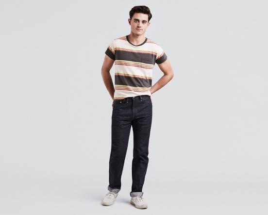 191b5c9a7ef 1954 501® Original Fit Men's Jeans - Dark Wash | Levi's® US