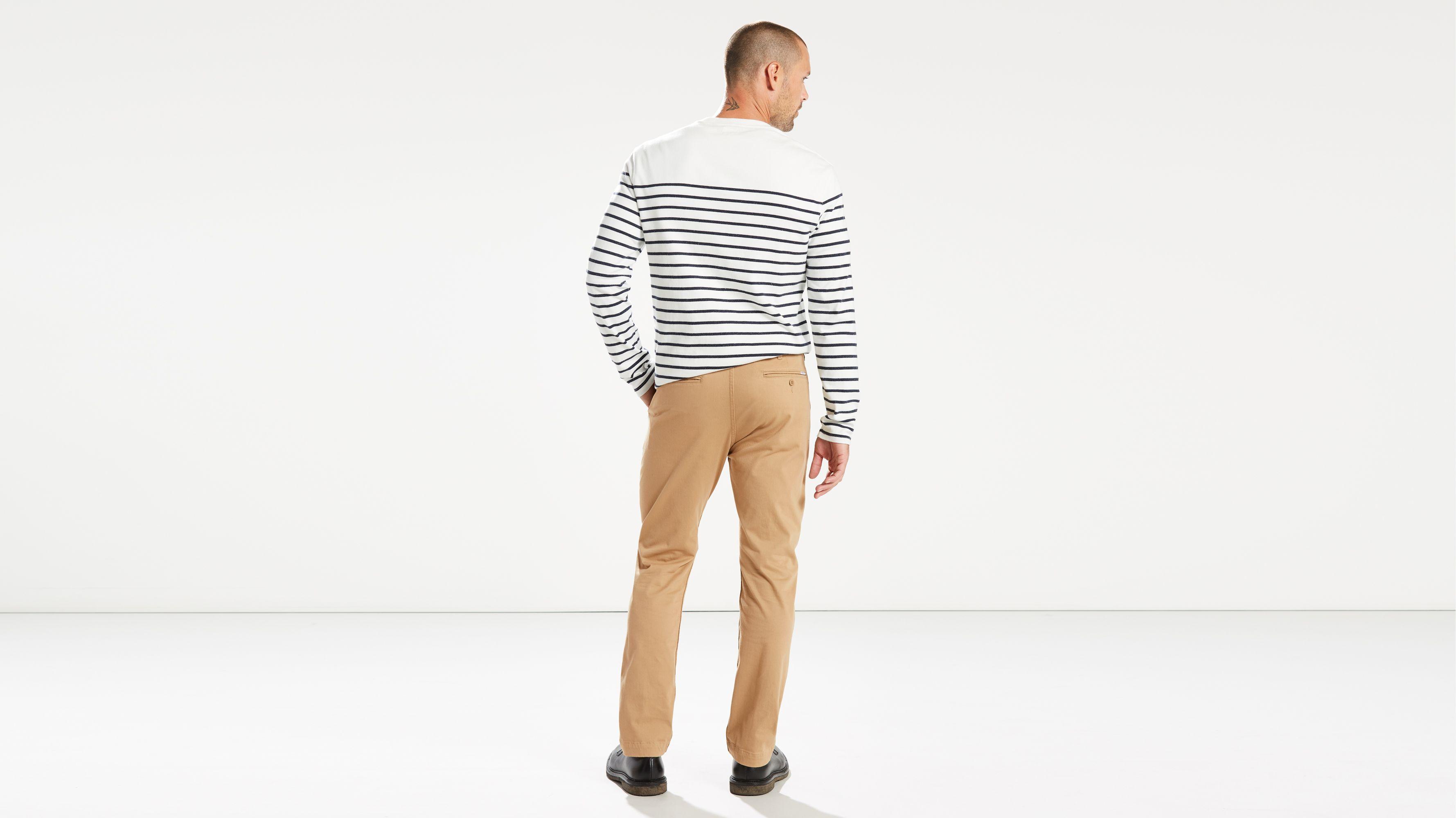 502T True Chino Trousers