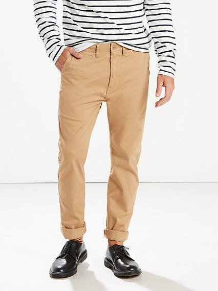 502™ Regular Taper Stretch Chinos