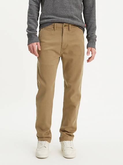 502MC Pantalon chino véritable