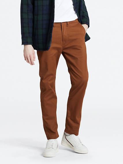 502™ True Chino Trousers - Weiß / Monk's Robe Sorbtek White | Bekleidung | Weiß|monk's robe sorbtek white | Baumwolle | Levi's