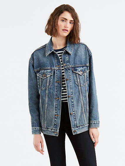 Baggy Trucker Jacket