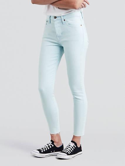 Wedgie Fit Skinny Jeans