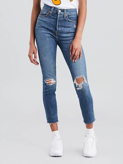 Wedgie Skinny Jean