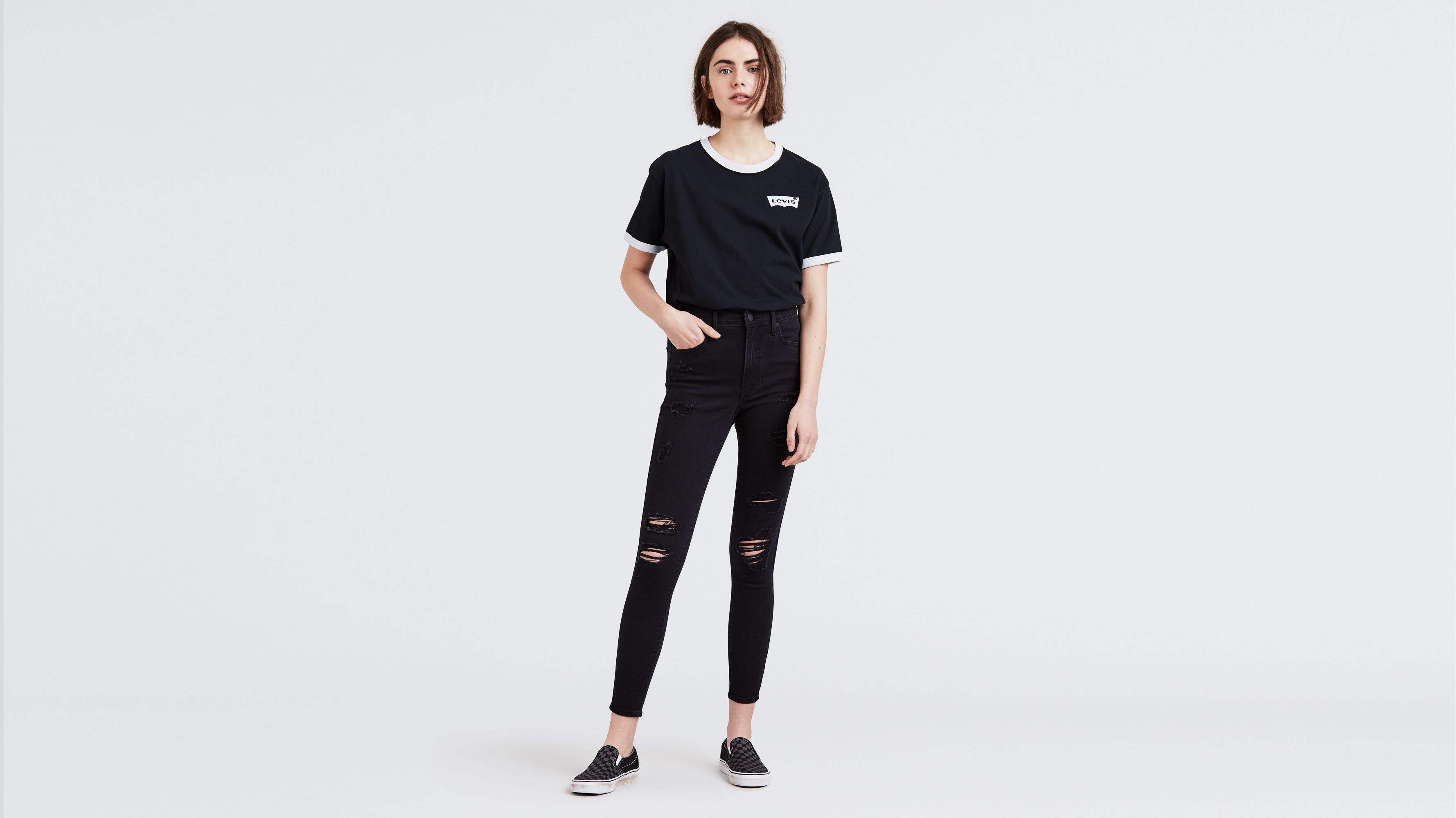 Mile High Super Skinny Ankle Women's Jeans