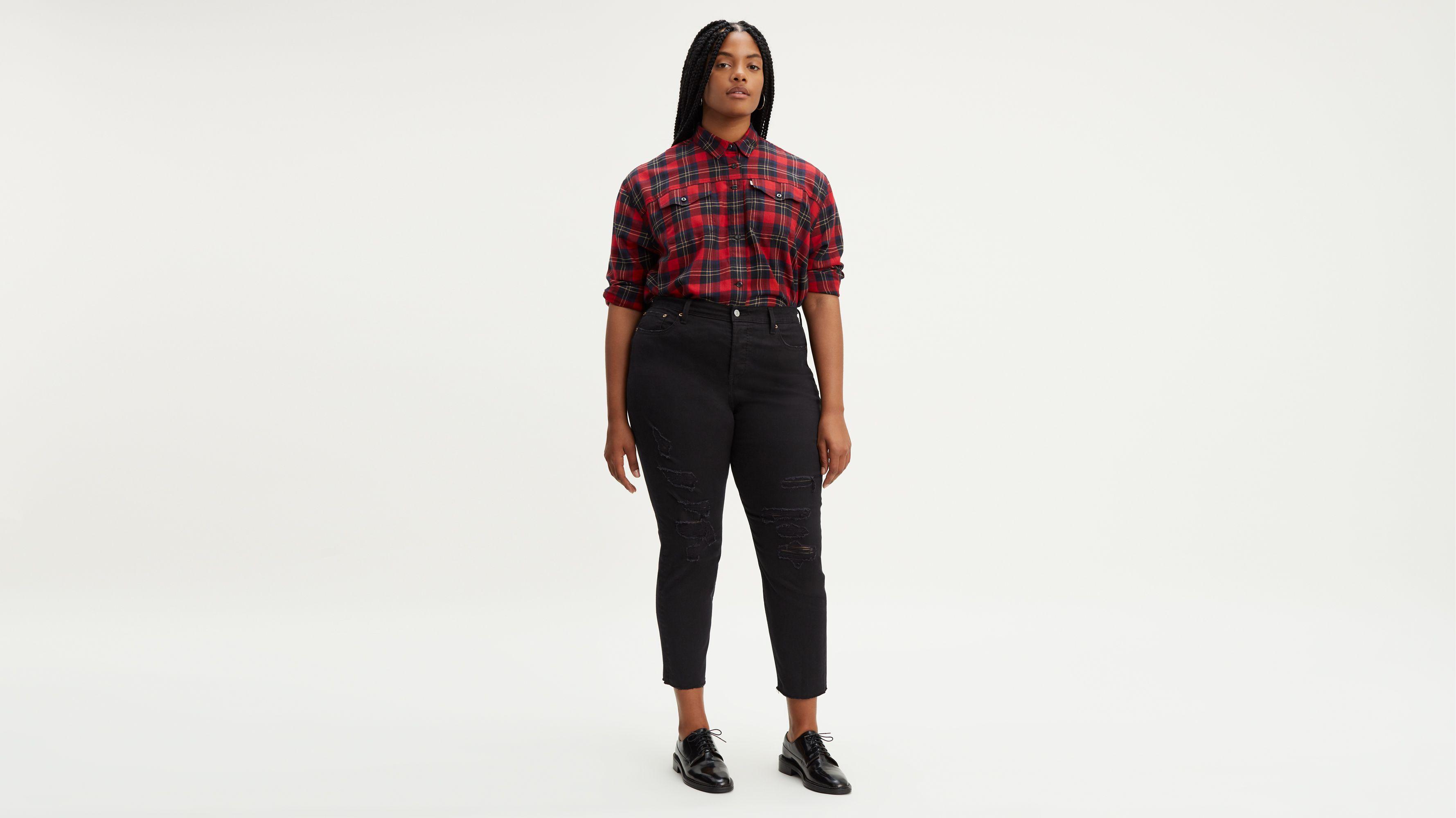 Wedgie Fit Skinny Women's Jeans (Plus Size)