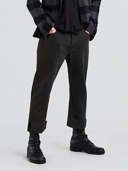 501® Original Custom Pleated Jeans