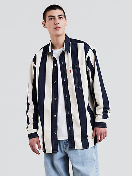 Levi's® SilverTab Oversized Worker Shirt