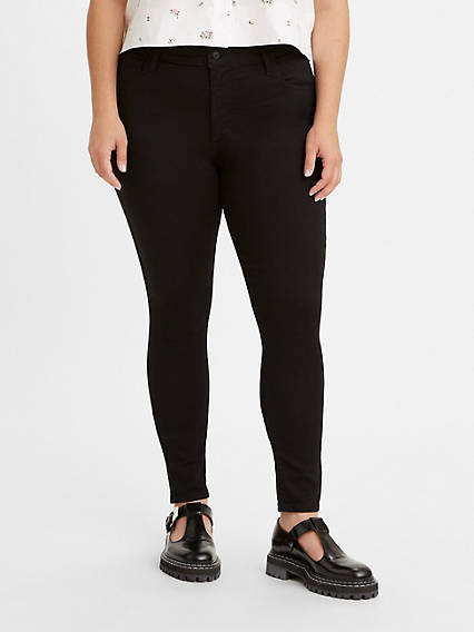 720� High Rise Super Skinny Jeans
