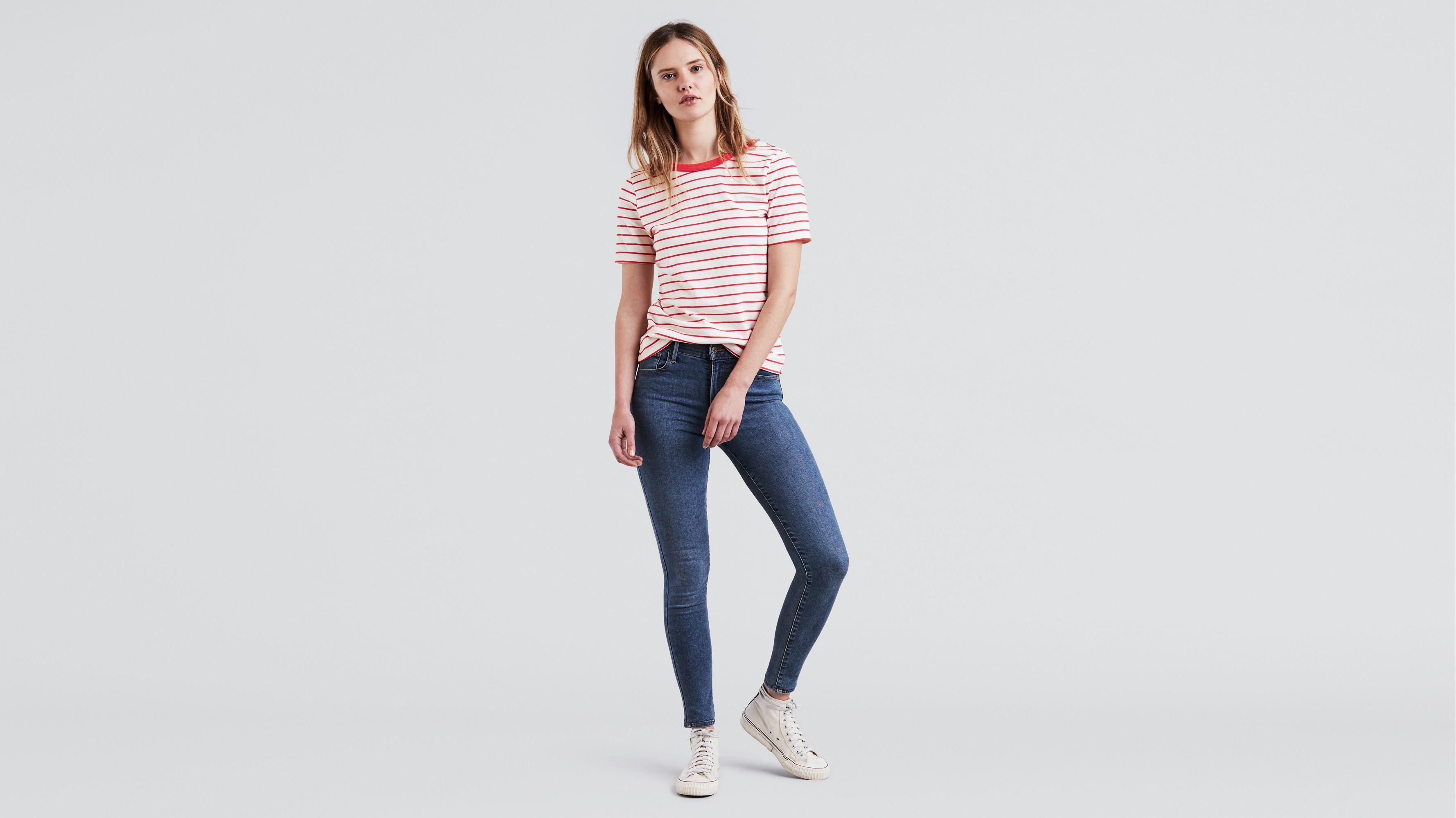 Levis High Dames Waist Jeans Sale w8ZxrwAq