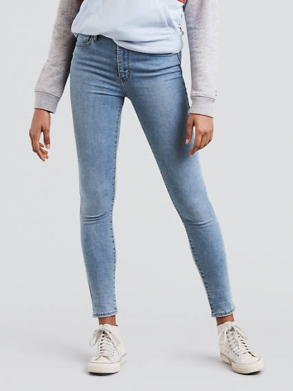 720 Hypersculpt High Rise Super Skinny Jeans