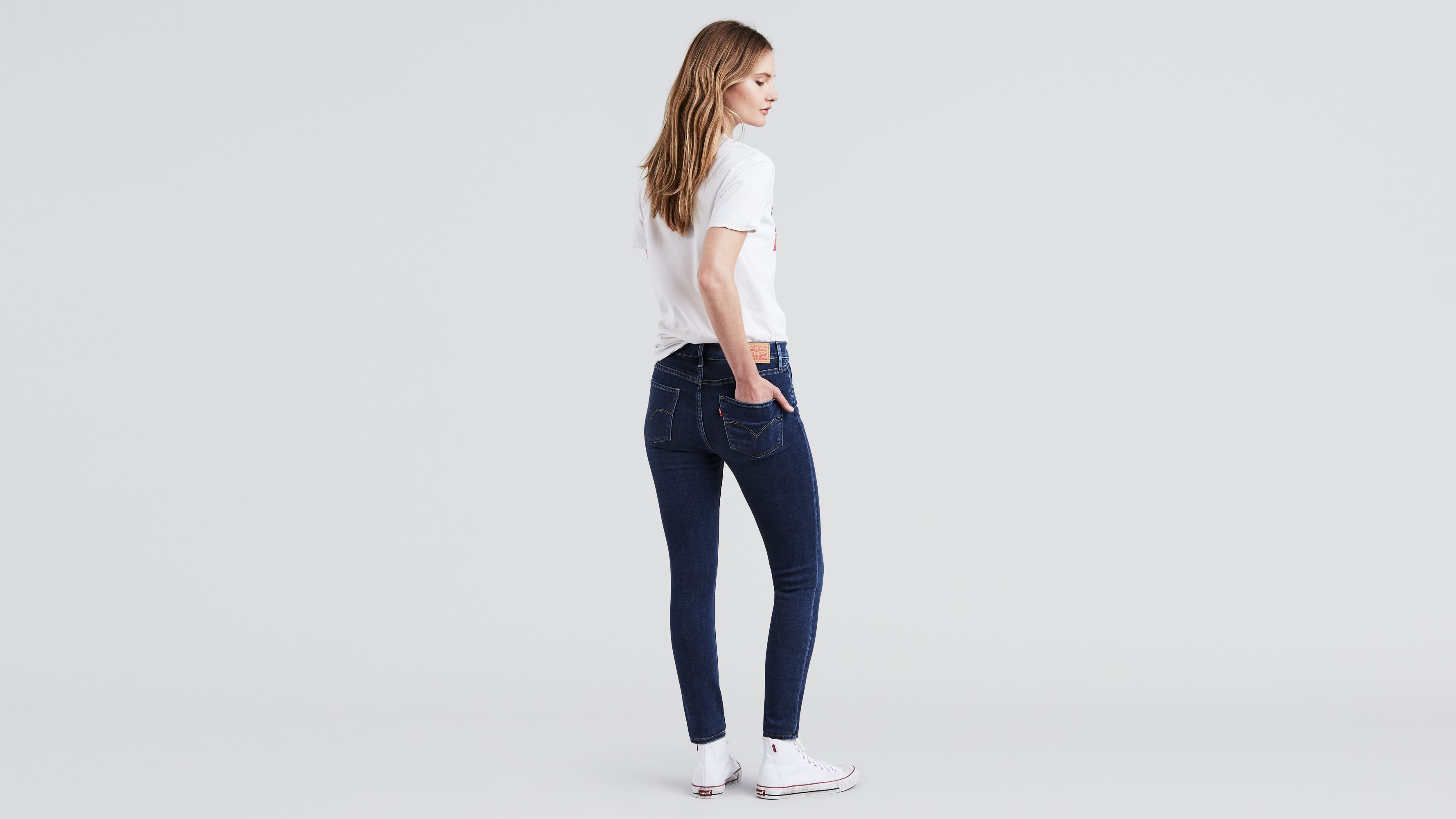 in stock great deals 2017 new concept 720 High Rise Super Skinny Women's Jeans