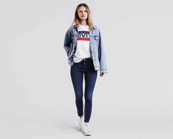 d49f6aaa5315 720 High Rise Super Skinny Jeans - Medium Wash